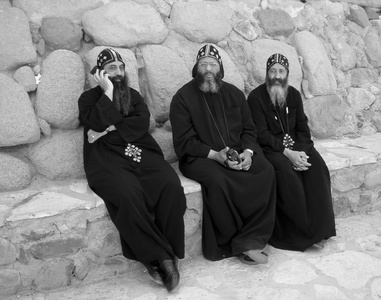 trois coptes