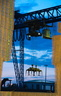 Port du Rhin et Kehl 10 mai 2016