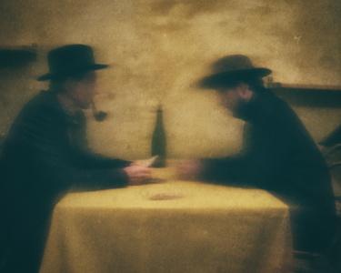 A la manière de Cézanne