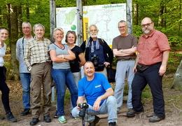 Vosges du Nord 5 Mai 2018